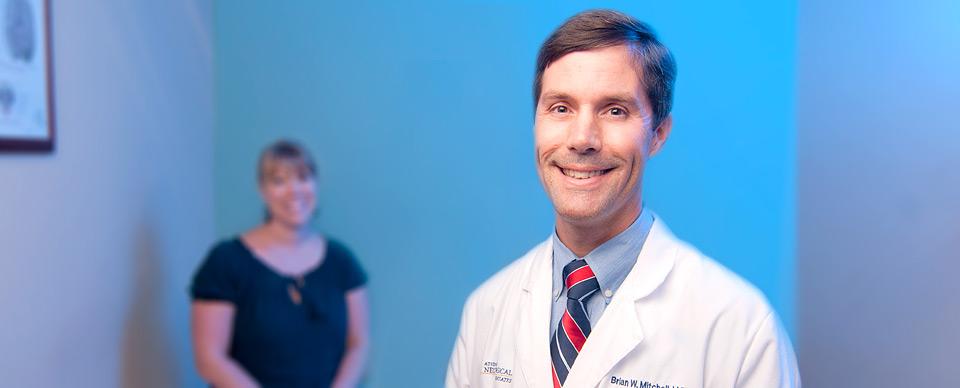 Brian Mitchell, M.D.